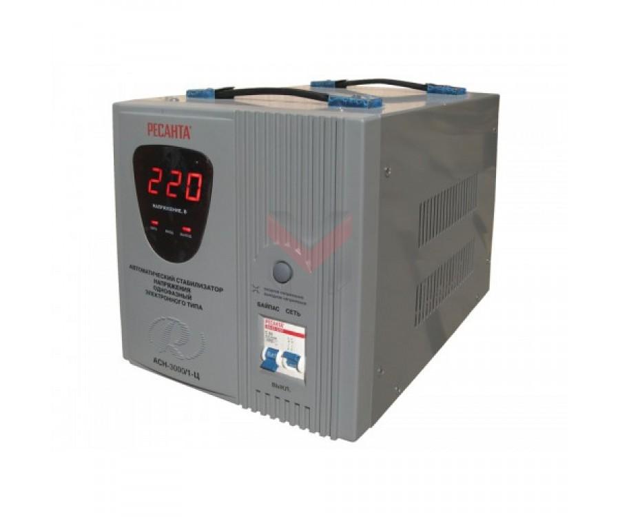 Cтабилизатор Ресанта ACH-3000/1-Ц