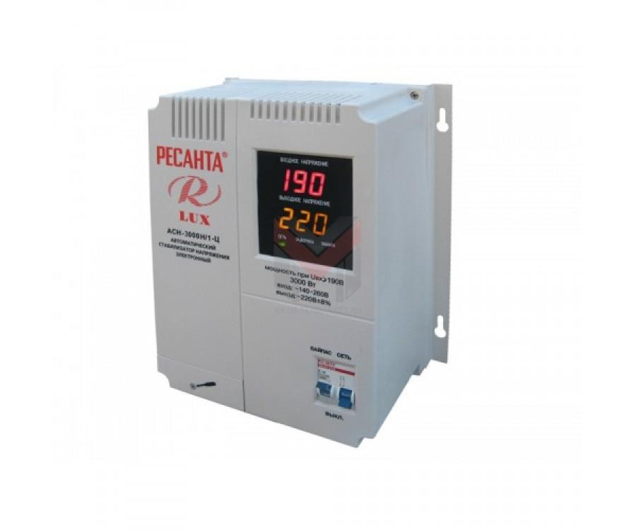 Cтабилизатор Ресанта ACH-3000Н/1-Ц
