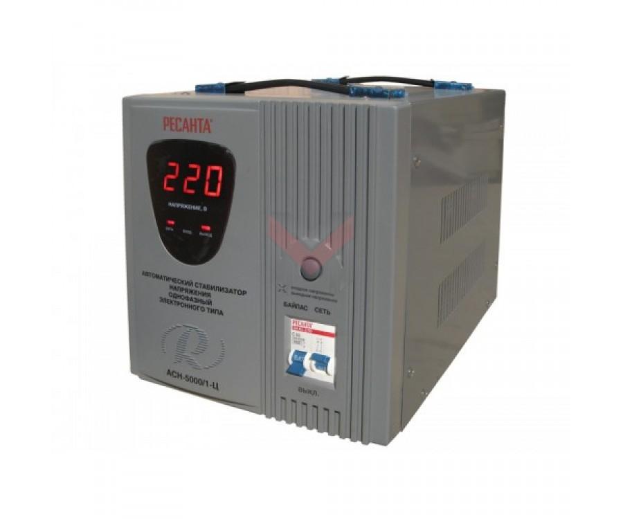 Cтабилизатор Ресанта ACH-5000/1-Ц