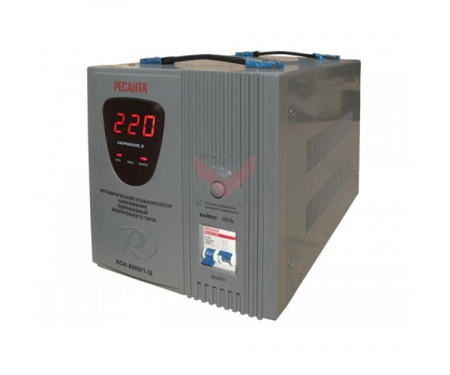 Cтабилизатор Ресанта ACH-8000/1-Ц