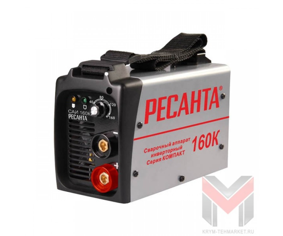 Сварочный аппарат  Ресанта САИ-160К (Компакт)