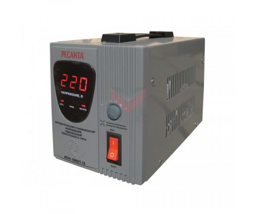 Cтабилизатор Ресанта ACH-1000/1-Ц