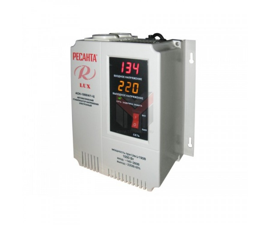 Cтабилизатор Ресанта ACH-1000Н/1-Ц