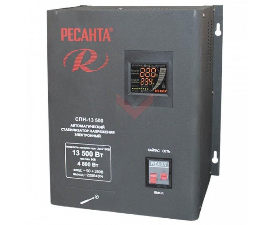 Cтабилизатор Ресанта СПН-13500