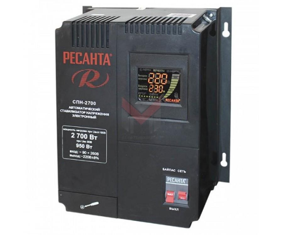 Cтабилизатор Ресанта СПН-2700