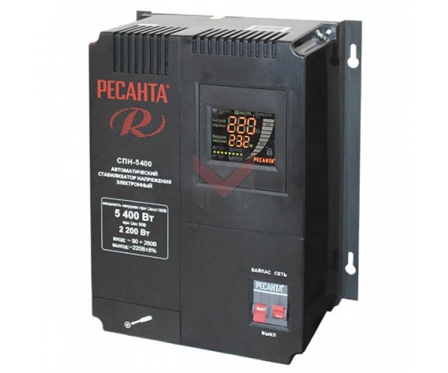 Cтабилизатор Ресанта СПН-5400