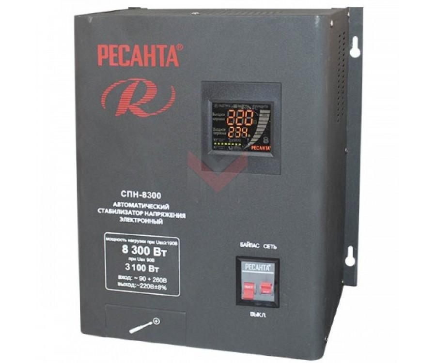Cтабилизатор Ресанта СПН-8300