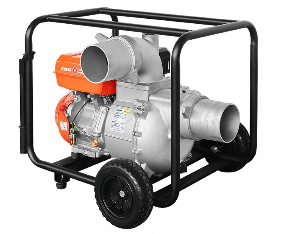 Мотопомпа бензиновая SKAT МПБ-2500