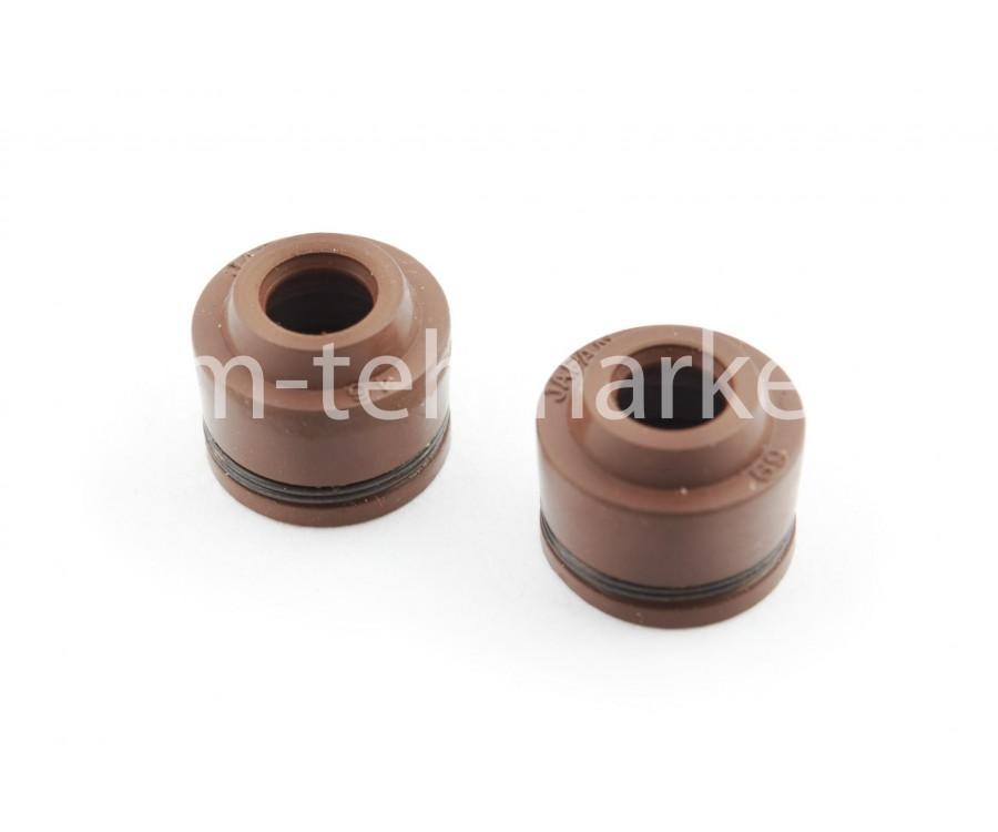 Сальники клапанов (пара) 4T GY6 50