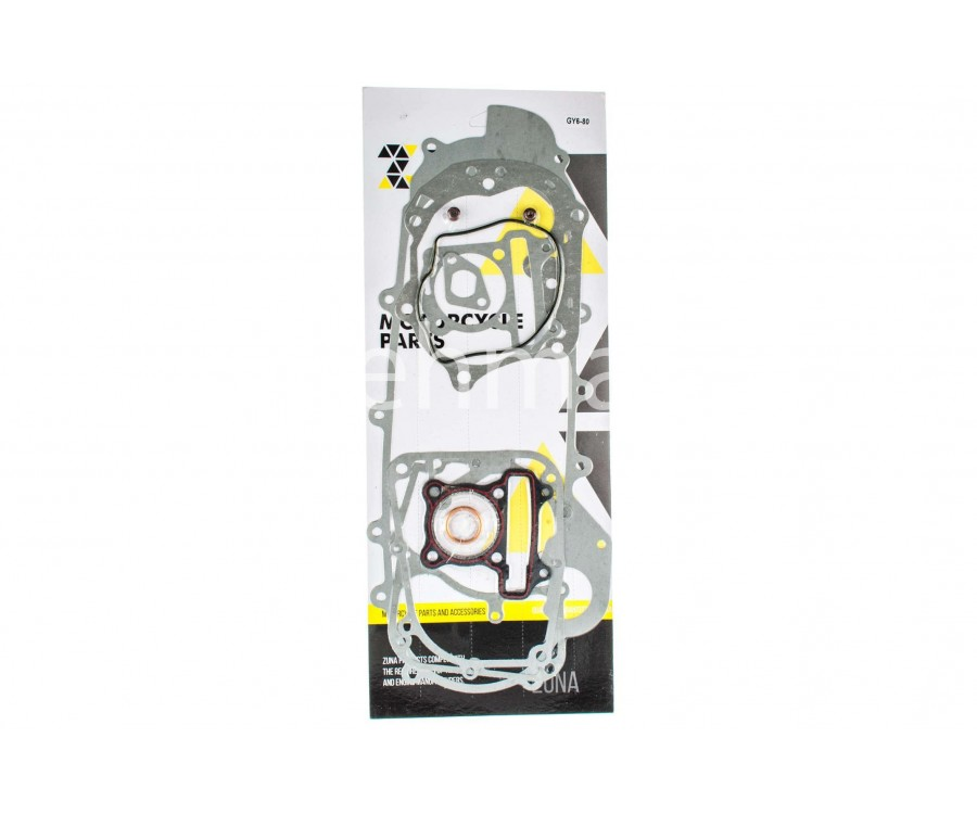 Прокладки двигателя (набор) 4T GY6 80 (Ø47mm, L-460mm)