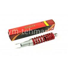 Амортизатор GY6, DIO ZX 310mm, регулируемый (красный металлик)