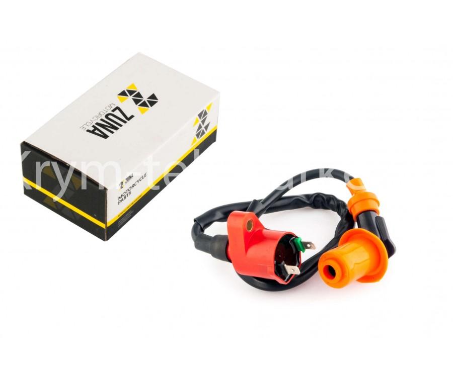 Катушка зажигания (тюнинг) Honda DIO (оранжевая)