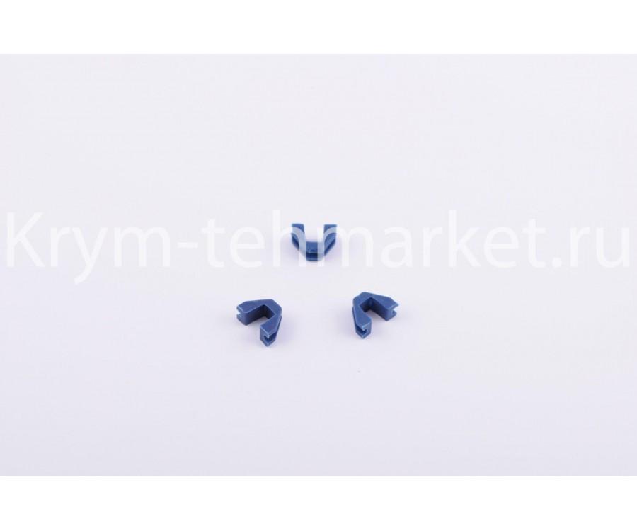 Скользители (слайдеры) Honda DIO AF27 (тюнинг, синие)