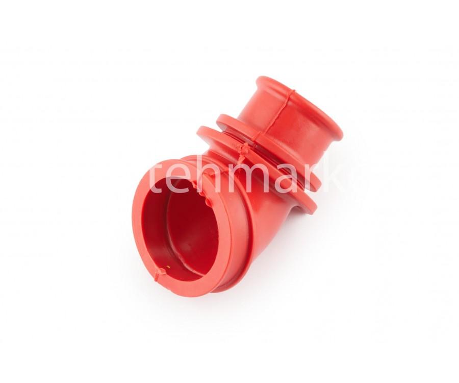 Патрубок воздушного фильтра Suzuki LET'S (красный)