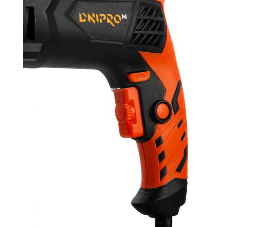 Дрель ударная Dnipro-M HD-120P