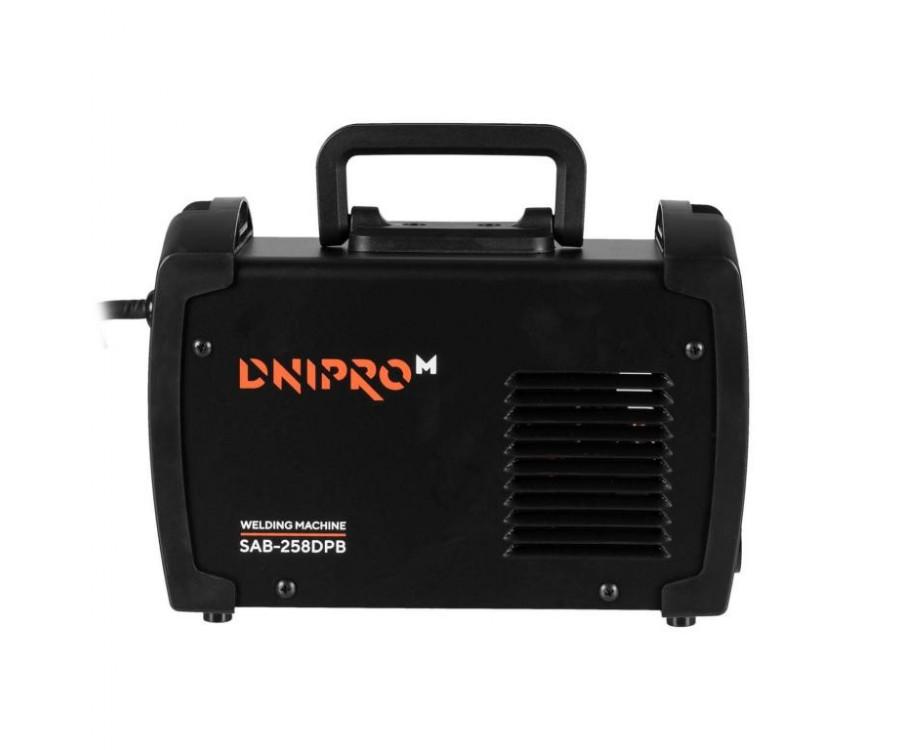 Сварочный инвертор Dnipro-M SAB-258DPB