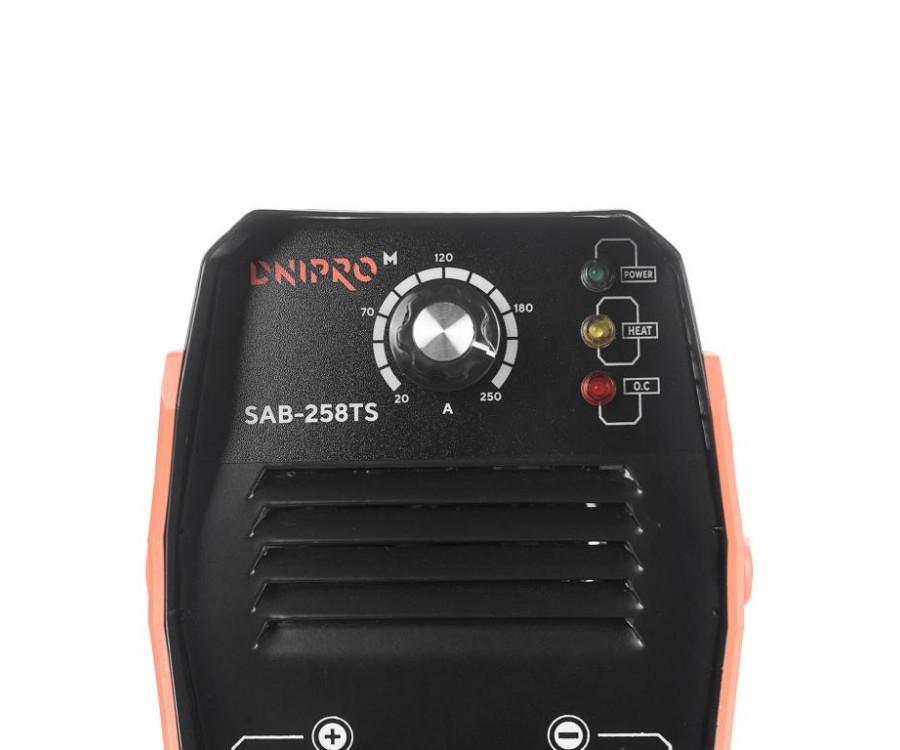 Сварочный инвертор Dnipro-M SAB-258TS