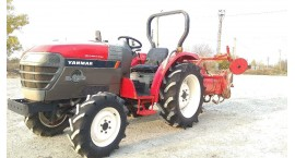 Минитрактор Yanmar RS27 4WD