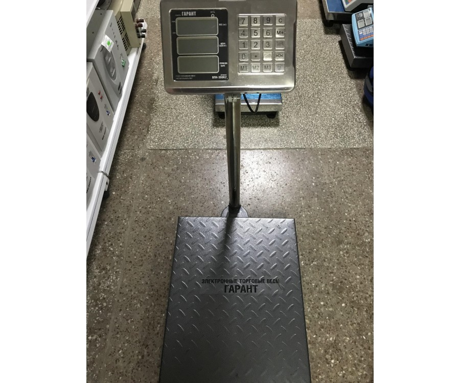 Весы торговые Гарант ВПН-300К2