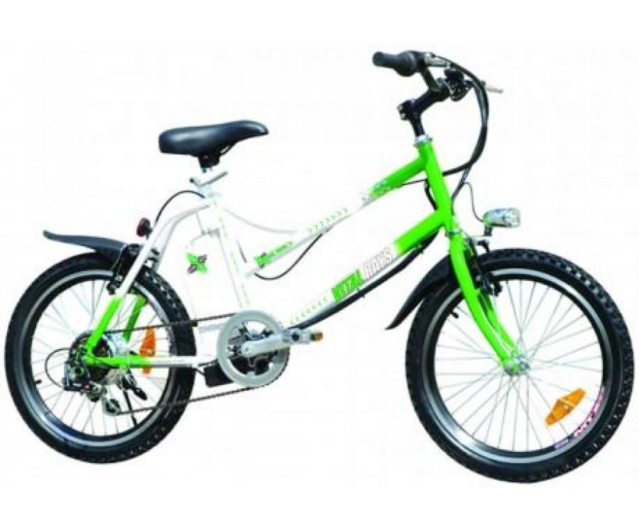 Электрический велосипед 313-3