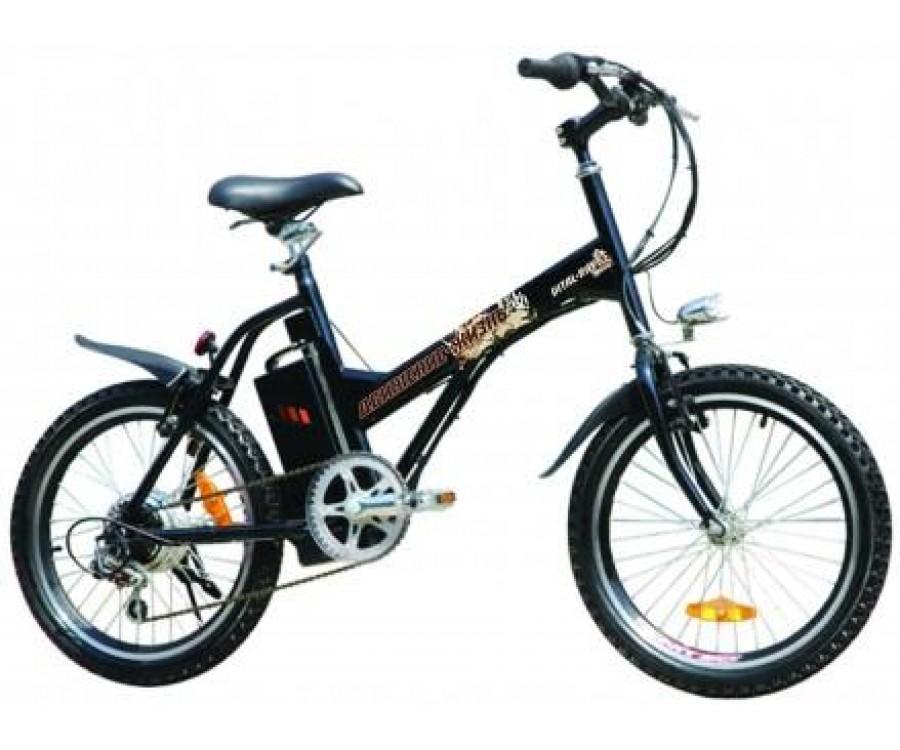 Электрический велосипед 313-5