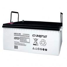 Аккумулятор АКБ Энергия AGM 12v 200Ah