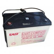 Аккумулятор NP 100-12 EAST
