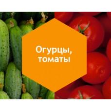 Удобрение «Огурцы, томаты выращенные в грунте» 1л