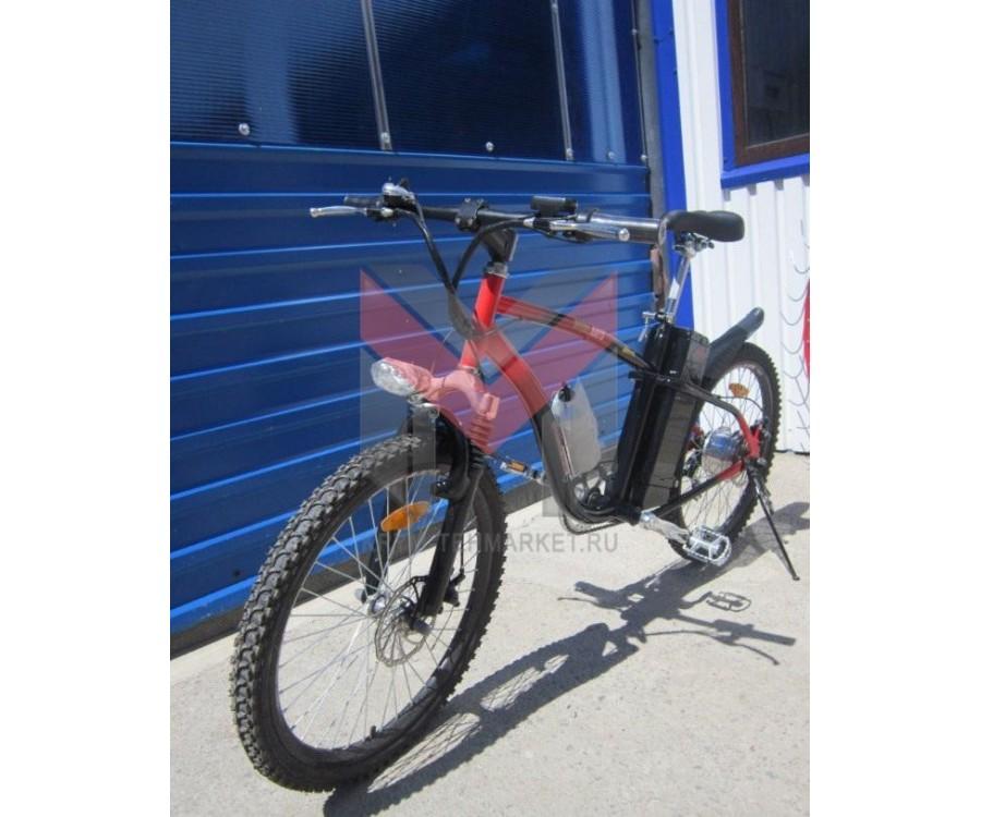 Электрический велосипед 312